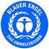 Das Blauer Engel Siegel für umweltbewusste Produktion von federgefüllten Bettwaren