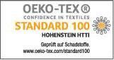 Oeko-Tex Siegel als Zeichen der Qualität von Otto Kellers hochwertigen Bettwaren