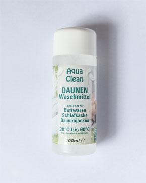 Aquaclean - Das Daunenwaschmittel von Otto Keller für Bettwaren, Schlafsäcke und Daunenjacken